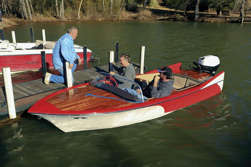 Tips för att återställa Båtar